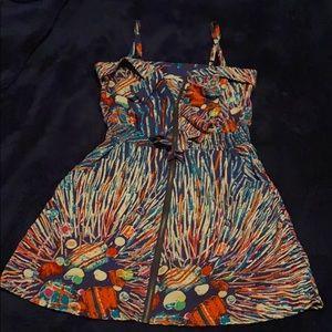 Xtaren Zipper Dress